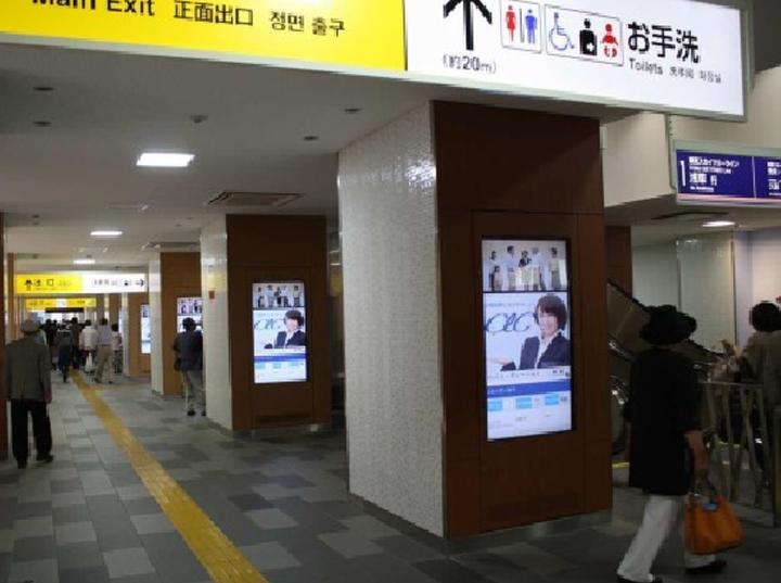 東京スカイツリー開業スポンサーとして企業広告