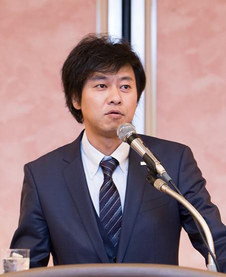 代表取締役社長 宍倉 光洋